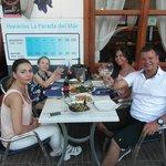 Foto de la parada del mar - Santa Ponsa