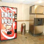 vending and ice machine