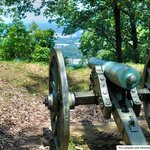 Cannon atop Kennesaw Mountain