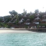 Phi Phi Island beach resort