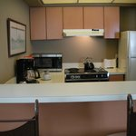 Kitchen area - Suite #2