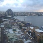 View from Level 30, Four Seasons Sydney