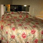Cove harbour bedroom