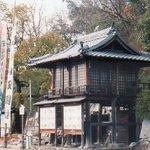 浜田の泊屋(若衆宿)、入口です