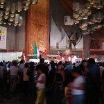 La nueva basílica de Guadalupe