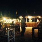 Loyfa Natural Resort | BBQ on the beach