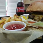Betty's Authentic American Burgers