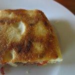 Beautiful crust
