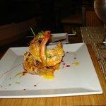 Lobster dinner at Miramar