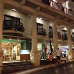 Esterno albergo