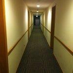 8th floor Hallway