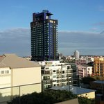 從新的Executive tower遠眺