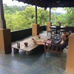 Pavilion Suite balcony