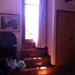 Camera 12b scalette per andare al meraviglioso terrazzino