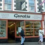Gwalia Cafe, Pwllheli