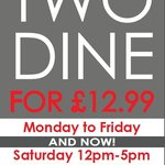 Our great value dining offer, fantastic fresh food, beautifully presented