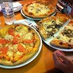 Bonne pizzas sans +