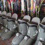 龍珠二龍山滑雪場