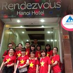 Rendezvous Team at Rendezvous