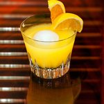 Johnny's Screwdriver at The Bar