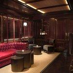 Interior design at The Bar