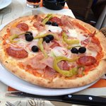 Don Luciano pizza