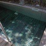 piscine, extrait