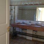 la salle de bain, vasque