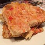yummy tomato bread Catalan style
