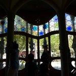 inside Casa Batlo