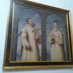 Algunos cuadros de la Cartuja muestran a monjes faquires.