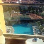 5th floor balcony view ��
