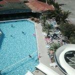 Pool & slides