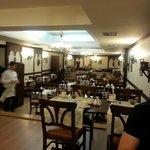 salle du déjeuner