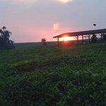 coucher de soleil magnifique