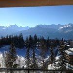 Panorama depuis le balcon