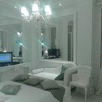 Doble deluxe room
