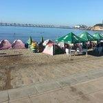 Пляж Синхай Парка