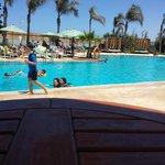 nice place to sunbath and swim.