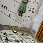 Francisco, Jacinta and Lucias Tombs