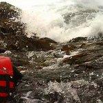 Coasteering Ireland Foto
