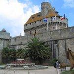 Saint-Malo, крепость