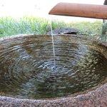 なつめ水鉢・攝津御影