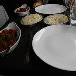 Lamb Bhuna with Rice