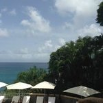 View from Armando's Italian restaurant