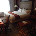 Foto de Holiday Inn Express Poughkeepsie