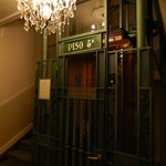 Hotel lift