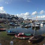 Pretty harbour