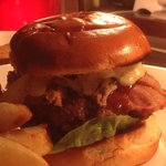 Our Homemade Burgers are awesome!!!