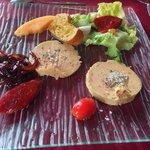 Fois gras starter